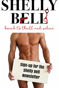 Sign-up for the Shelly Bell newsletter